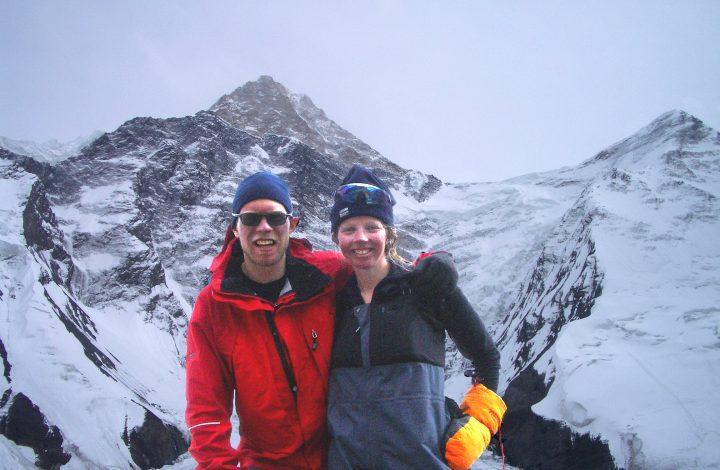 Fiona & Paul's Climb of Khan Tengri (2004)